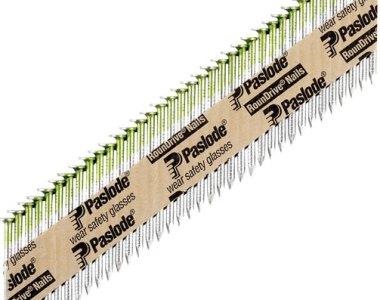 Strip of Paslode Framing Nails