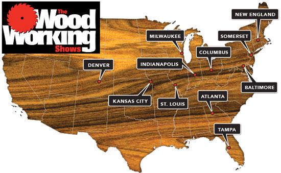 Woodworking Shows 2013 Calendar