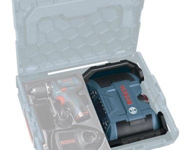 Bosch PB120 12V Jobsite Radio in L-Boxx