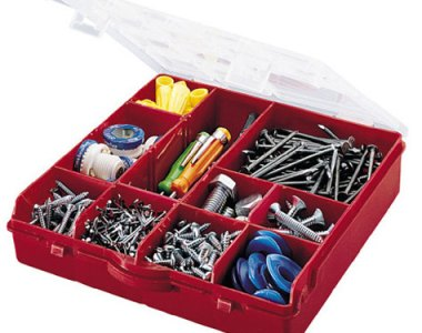Stack-On Small Parts Organizer