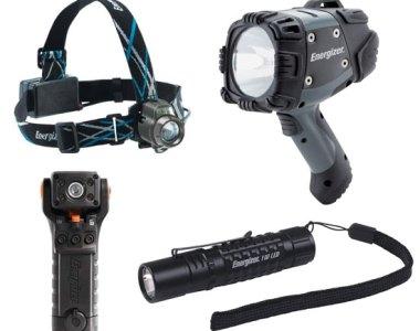 Energizer LED Flashlights and Worklights