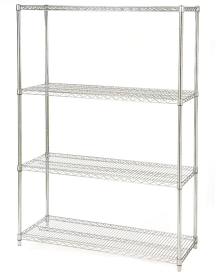 seville classics wire shelving review - Gladiator Shelving