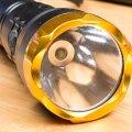Craftsman DieHard LED Flashlight 6AA Bezel and Reflector