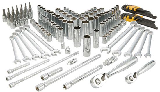 Dewalt DWMT72164 156pc Mechanics Tool Set