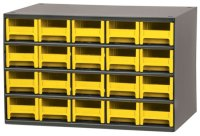 Akro Mils Storage Bin And Rack Set  Dandk Organizer