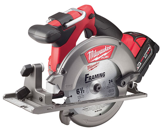 Milwaukee M18 Fuel Cordless Circular Saw