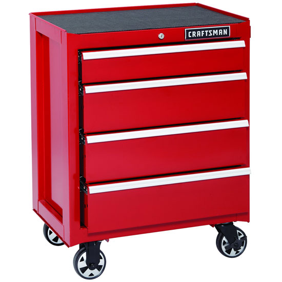 So I Bought a Craftsman Heavy Duty Ball Bearing Storage Cabinet…