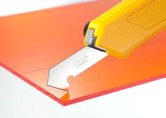 Plastic Scoring Blade