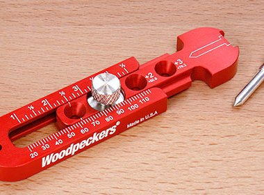 Woodpeckers Pocket Compass One Time Tool