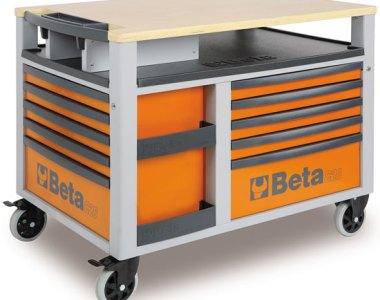 Beta SuperTank C28 Tool Trolley