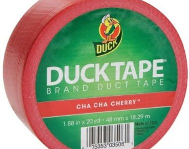Duck Brand Red Duct Tape