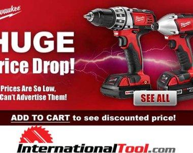 International Tool Milwaukee Fuel Kit $100 Savings