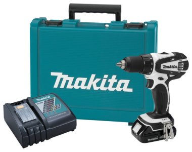 Makita 18V Cordless Drill Kit LXFD01WSP1