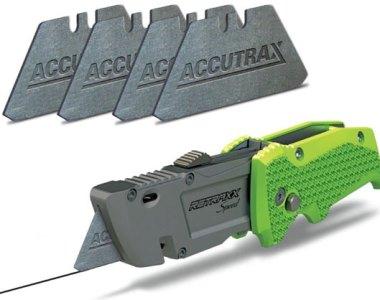 Accutrax Pencil Blade