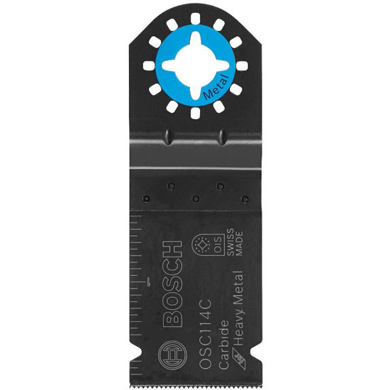 Bosch OIS Carbide Oscillating Tool Cutting Blade