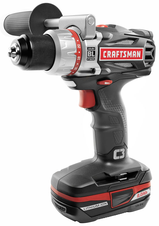 Sears Craftsman Drill Battery