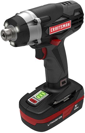 Craftsman C3 Multi-Speed Impact Driver