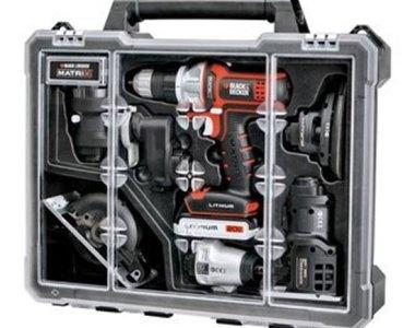 Black & Decker Matrix Storage Case