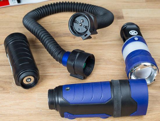 Kobalt Hypercoil LED Flashlight Review
