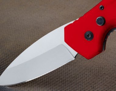 Milwaukee FastBack Drop Point Pocket Knife