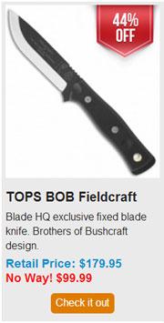 Blade HQ Black Friday 2013 03 Tops BOB Fieldcraft Deal