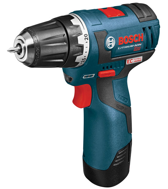 Bosch 12V Max EC Brushless Drill Driver PS32