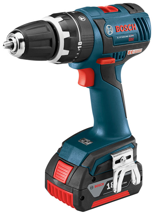 Bosch 18V EC Brushless Hammer Drill HDS182-01