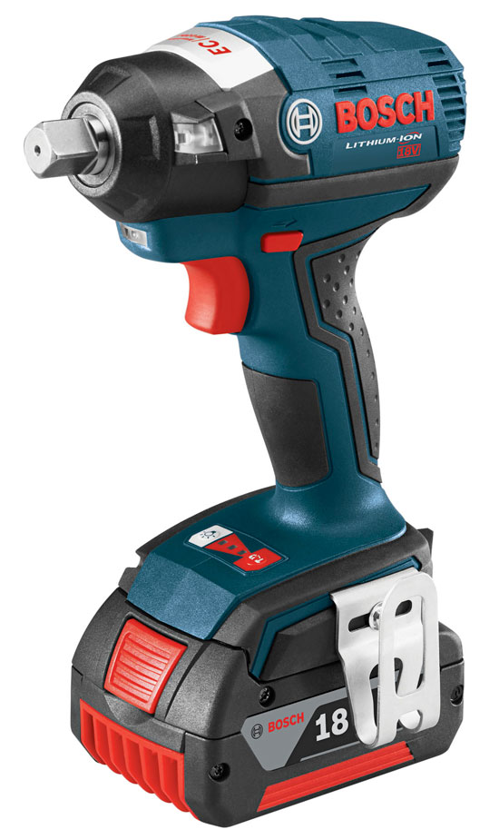 Bosch 18V EC Brushless Impact Wrench IWBH182-01
