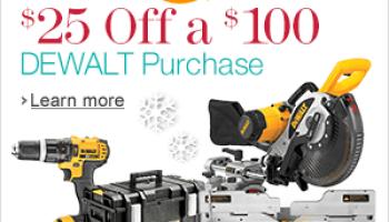 Home Depot Black Friday 2015 Tool Deals