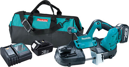 Makita XBP01 Portable Band Saw