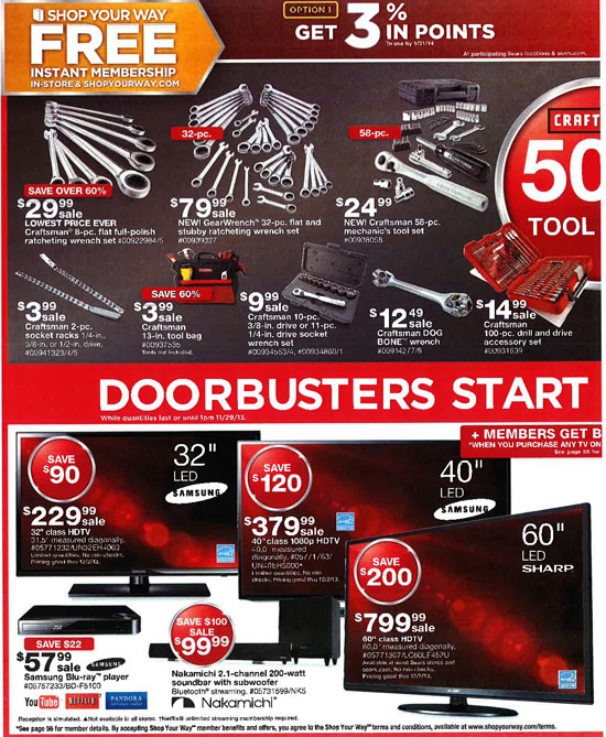 Sears Black Friday 2013 Tools Page 32
