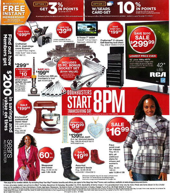 Sears Black Friday 2013 Tools Page 64