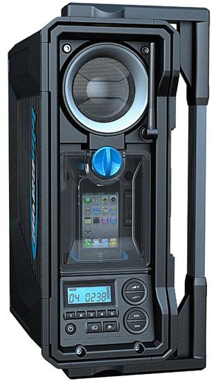 BluCave Radio iPod Dock Module