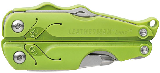 Leatherman Leap Multi-Tool Closed Green