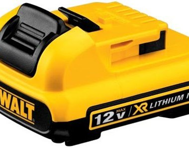 Dewalt 12V 2Ah XR Battery Pack