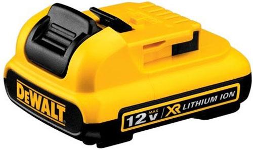 Dewalt 12V 2Ah XR Battery Pack