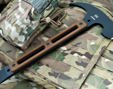 Hardcore Hardware Rhino Tactical Tomahawk Brown