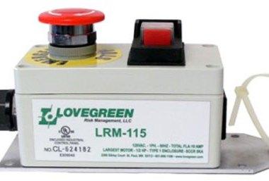 LoveGreen Safety Machine Power Control Box