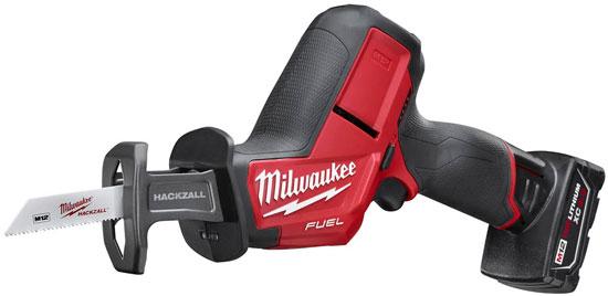 Milwaukee M12 Fuel Hackzall Brushless Saw