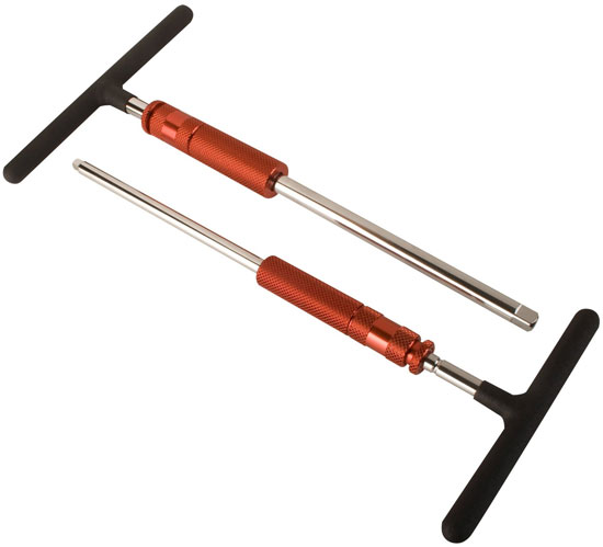 Sunex T-handle Speed Wrench Set