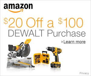 Amazon Dewalt Fathers Day Discount 2014