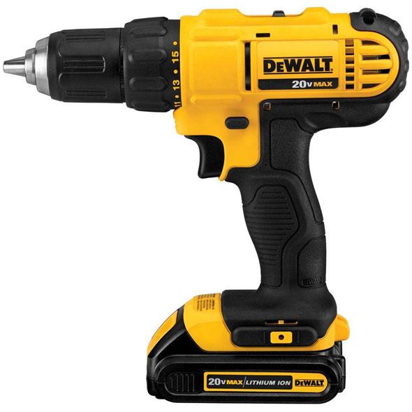 Dewalt DCD771C2 20V Special Buy Drill Kit