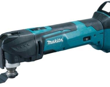 Makita 18V XMT035 Cordless Oscillating Multi-Tool