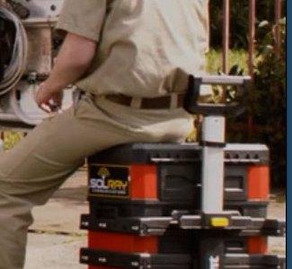 Dexter Show Stanley Tool Box