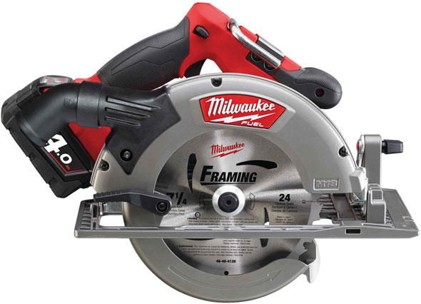 Milwaukee M18 Fuel Brushless Full Size Circular Saw