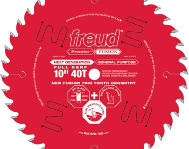 Freud Premier Fusion General Purpose Saw Blade