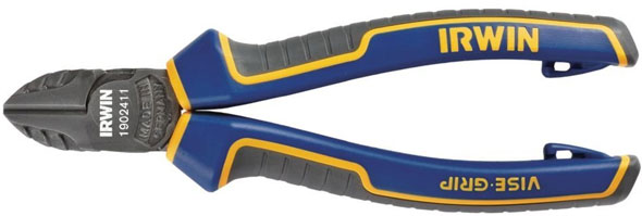 Irwin 1902411 high leverage diagonal cutting pliers