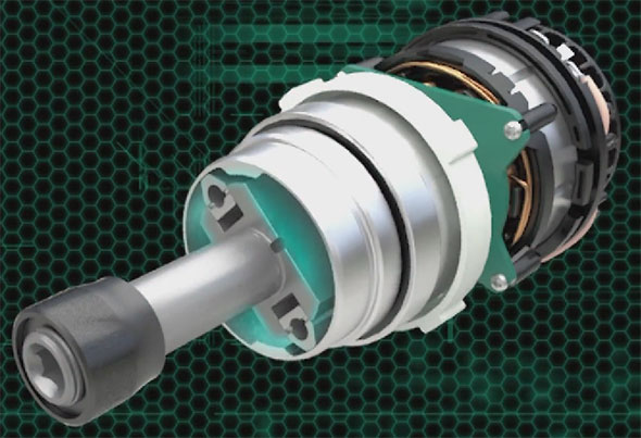 Makita 18V DTS141 Oil Pulse Impact Driver Head