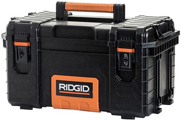 Ridgid Pro Tool Box
