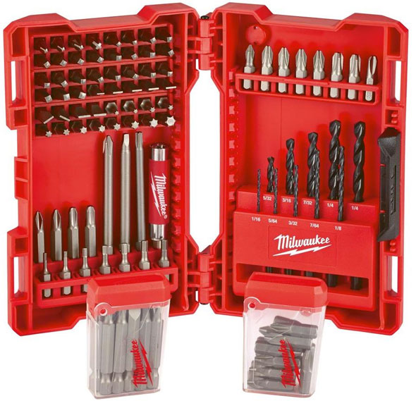 Black Friday 2014 Milwaukee Home Depot Drilling and Driving Bit Set
